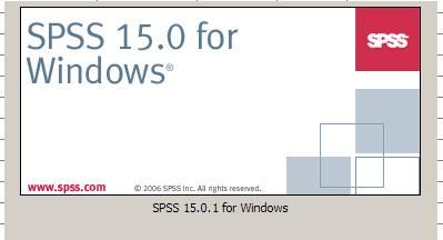spss 15.0